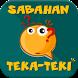 SABAHAN TEKA TEKI by cylonblast