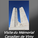 Vimy Tour-Canadian memorial
