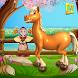 Ultimate Cartoon Horse Sim 3D by MAS 3D STUDIO - Racing and Climbing Games