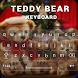 Teddy Bear Keyboard by Abbott Cullen