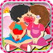 Fun Game-Kids Apple Kiss by Quicksailor