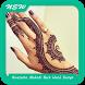 Awesome Mehndi Back Hand Design