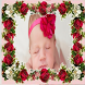 Flowers photo frames Animated by photo image pic frame free app