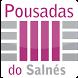 Routes of hiking in the Salnés by Diputación de Pontevedra
