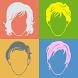 hairstyles by GlavWeb