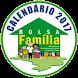 Calendário Bolsa Família 2017 by ZARI-DEV