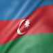 Azerbaijan Flag Live Wallpaper by Whitetail Lane