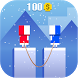 ice Ropes Climber by Van Dapps