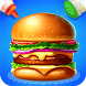 Burger Shop - Kids Cooking by K3Games