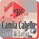Camila Cabello Song Lyrics by Music Zone Studio