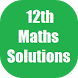 Maths 12th Solutions for NCERT by Easify Apps