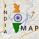 India Ahmedabad Map by Map City