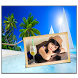 Summer Beach Photo Frames HD