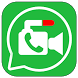 HD Video Call Whatssap prank by Video Call Apps