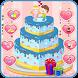 Wedding cake decoration by LPRA STUDIO