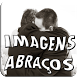 imagens abracos com frases by Frases Bonitas