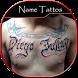 Name Tattos Ideas by dezapps