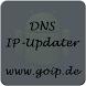 goip.de DNS IP Updater ( DynDns www.goip.de)