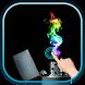 Magic Touch : Virtual Lighter by Brio Arc.