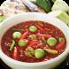 สูตรน้ำพริก สูตรอาหารไทย by danaiapp