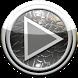 Poweramp skin grey lizard by Maystarwerk Skins & Widgets Vol.2