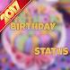 New Happy Birthday status 2017 by statusappworld
