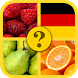 1 Bild 1 Wort : Früchte Quiz by MJMobileDev