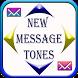 New Message Tones by Ringtones 2016 - Zabadii King App
