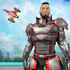 Flying Robot Superhero Game by Crazy Neuron Studio