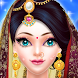 Indian Wedding Fashion Gopi Girl Makeover Salon by Kids Game Station