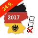 Meine Erste Wahl - Bundestagswahl 2017 by Cephei-AG