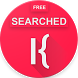 SearchedBar for Kustom *FREE* by Support +