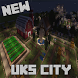 UKS City Map for MCPE by ShvedXGames