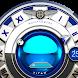 Blue Titan Watch Face by Maystarwerk Watch Face