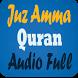 Juz Amma Al Quran Audio Full by Midafa Apps