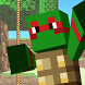 Turtle Ninja Climber-Mine Mini by NGGames