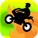 Bike Race - Hill Climb Game by AndRoidEN