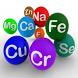Chemical Symbols by Nairobi Albarran