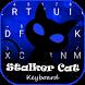 Stalker Cat Theme Keyborad by Best Keyboard Theme Design