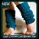 Easy Crochet Leg Warmer Patterns