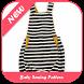 Baby Sewing Pattern by DIY GX Studio