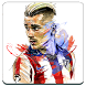 Griezmann Wallpapers - HD by ben98.