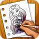 Ever After Drawing Kids by Fun Drawing Tutorials