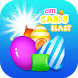 Cute Candy Blast Match3 Puzzle by KidsGame Development