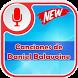 Daniel Balavoine de Canciones by LETRASMANIA