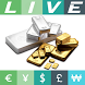Gold Silver Live Rates India by Appspundit Infotech