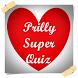 Prilly Latuconsina Super Quiz by LOVINDO