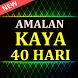 Amalan Kaya 40 Hari by Kumpulan Doa Sukses