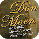 Don Moen Worship Music Lyrics by androcoreapps