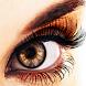 My baby's eyes